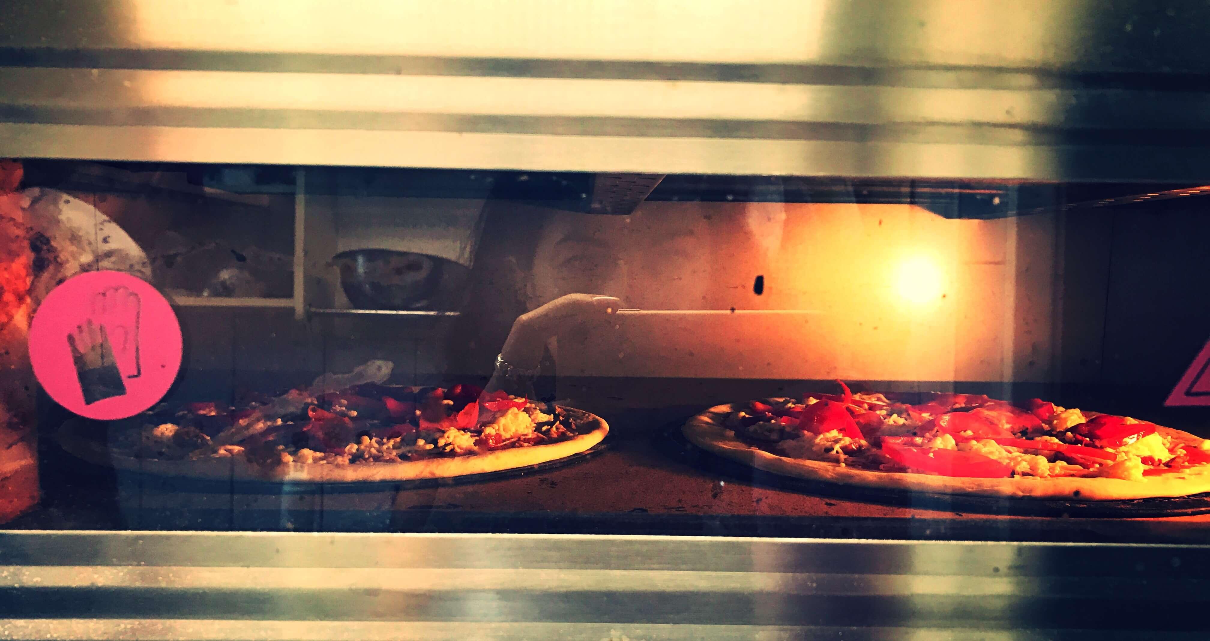 новая печь